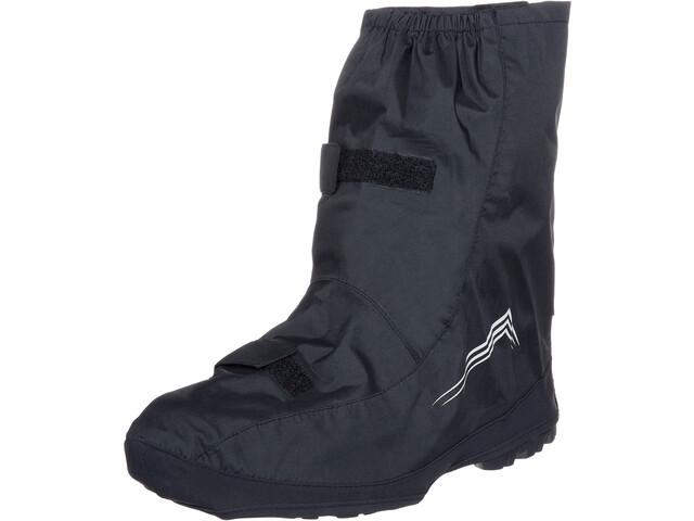 VAUDE Fluid II Skoovertræk sort | shoecovers_clothes